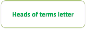 heads of terms